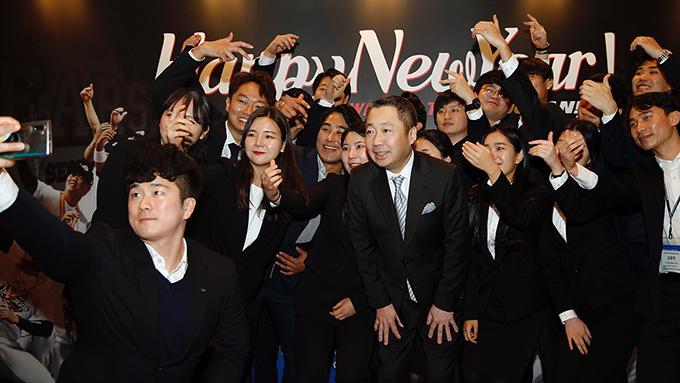 음악으로 여는 새해…'2020 두산 신년음악회'